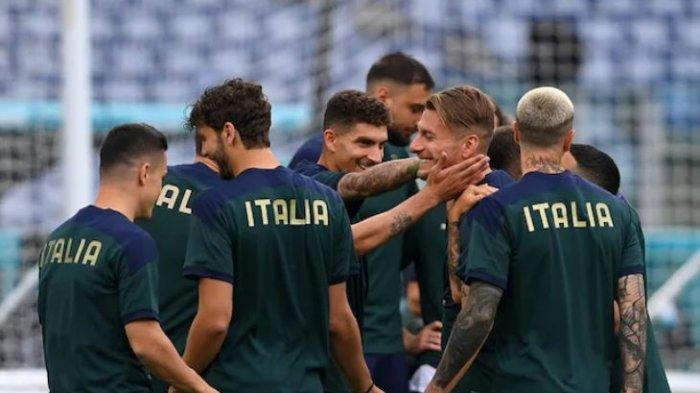 Pemain Timnas Italia 2020