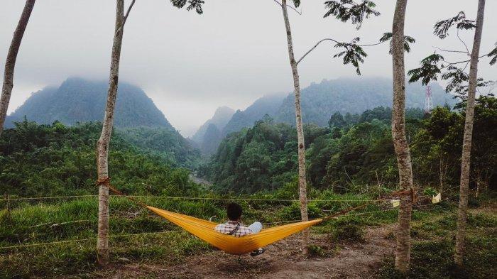 Nawang Jagad, Cara Baru Menikmati Pesona Gunung Merapi, Bisa Camping Di Sini