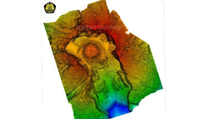 Pemantauan Visual Gunung Merapi dari Sketsa Hingga Satelit