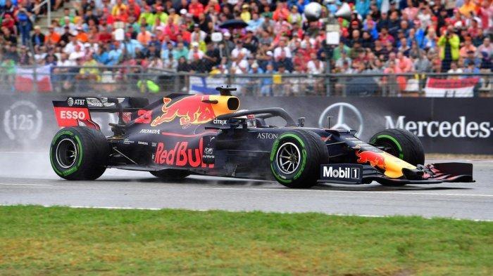 Formula 1 GP Belanda: Verstappen Pole Position