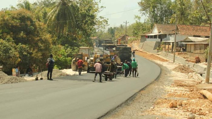 Warga Mulai Resah Tergusur Proyek Pembangunan Jalan Tol