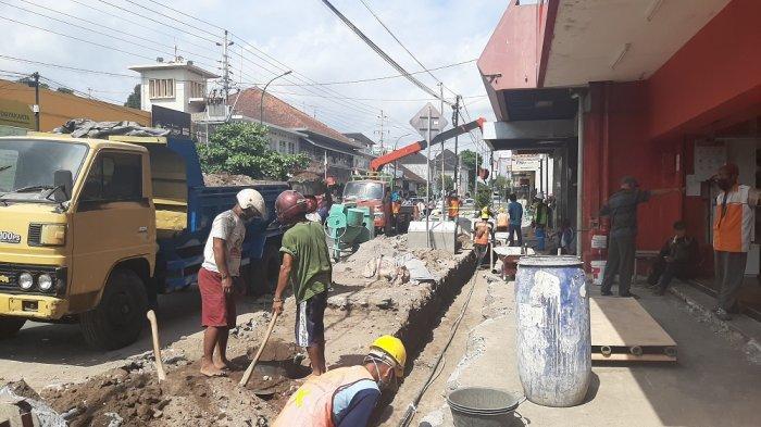 Bersedia Direlokasi, PKLJalan KHA Dahlan Minta Pemkot Yogyakarta Beri Kejelasan Waktu dan Tempat