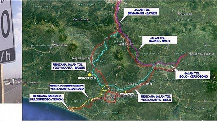 Pembangunan Tol Daerah Istimewa Yogyakarta-Bawen-Solo Temui Kendala Ini