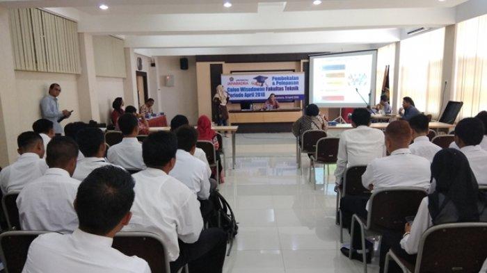 Fakultas Teknik Universitas Janabadra Lakukan Pembekalan Wisuda dan Sertifikasi
