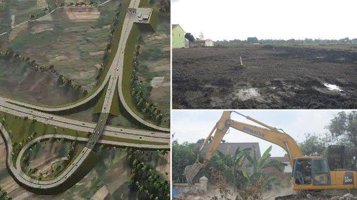 Pembersihan Lahan Tol Yogyakarta-Solo dan Yogyakarta-Bawen, Rumah Dirobohkan