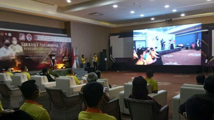 Sirkuit Nasional Wushu Taolu 2021 Tahap II Digelar Virtual untuk Seleksi Atlet