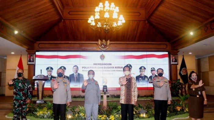 Pemda DI Yogyakarta Berkomitmen Berantas Praktek Pungli di Daerah