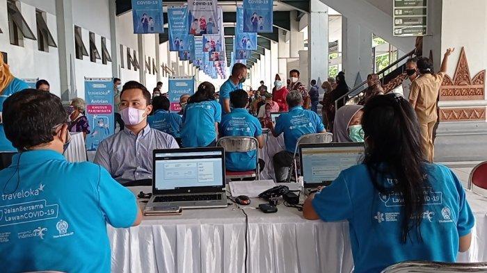 Cakupan Vaksinasi Covid-19 bagi Guru dan Tendik di DI Yogyakarta Capai 60 Persen