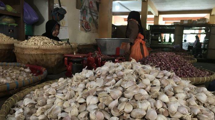 Harga Bawang Putih Tinggi, Namun Belum Akan Ada Operasi Pasar