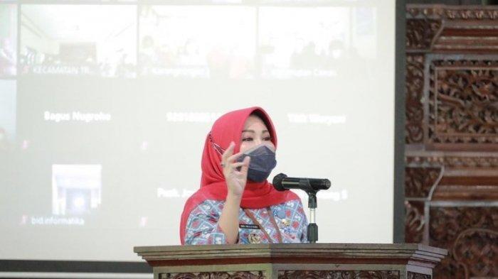 Pemerintah Kabupaten Klaten Gelar Peringatan Hari Keluarga Nasional Tahun 2021