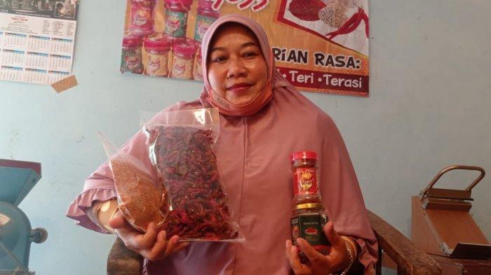 Harga Cabai Rawit Merah Meroket, Pelaku UMKM Olahan Cabai di Kulon Progo Harus Memutar Otak