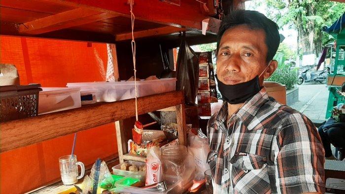 Terkena Proyek Pedestrian, Pemilik Angkringan Jalan KH Ahmad Dahlan Minta Lahan Pengganti