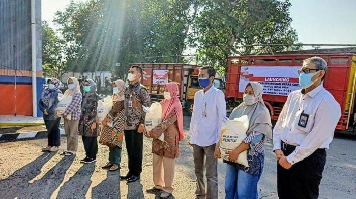 Pemkab Gunungkidul Salurkan Bantuan Beras ke 95 Ribu Lebih KK