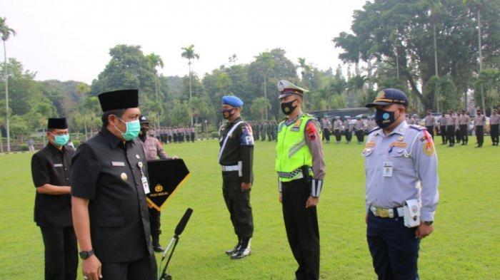 Pemkab Magelang Dukung Pelaksanaan Operasi Ketupat Candi 2021