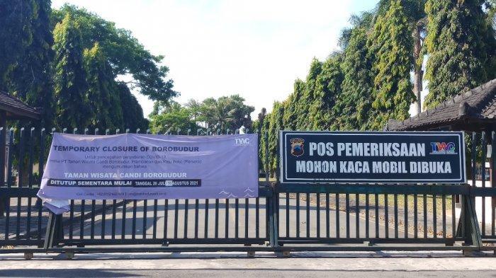 Pemkab Magelang Perpanjang PPKM Level 3, Aktivitas Wisata Belum Diperbolehkan