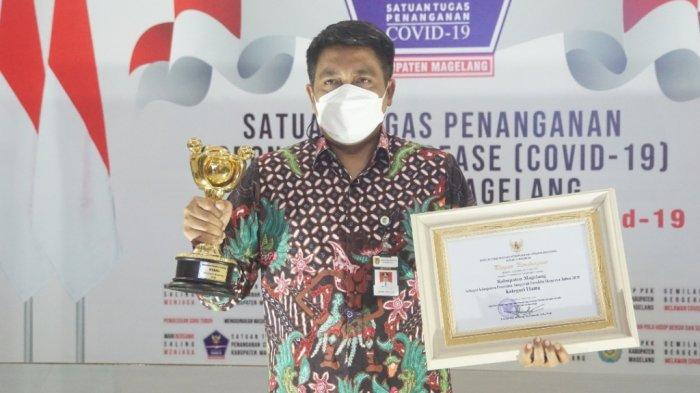 Pemkab Magelang Raih Penghargaan APE Kategori Utama