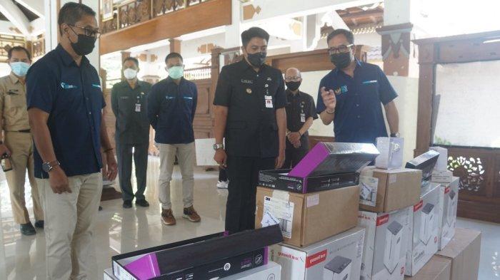 Pemkab Magelang Terima Bantuan Alkes Senilai Rp600 Juta dari Yayasan BUMN Untuk Indonesia