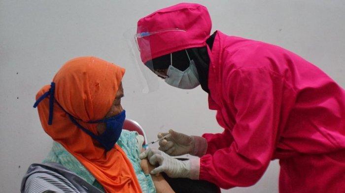 Capaian Vaksinasi Covid-19 di Kota Magelang Jadi yang Terbanyak Ketiga Se-Jawa Tengah