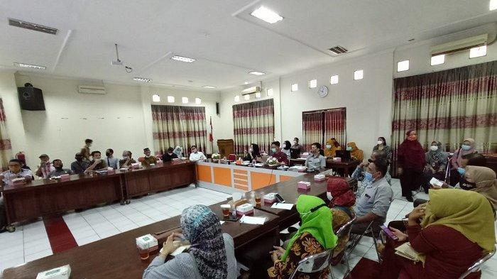 Gelar Focus Group Discussion, Pemkot Magelang Jaring Masukan dari PKL dan UMKM