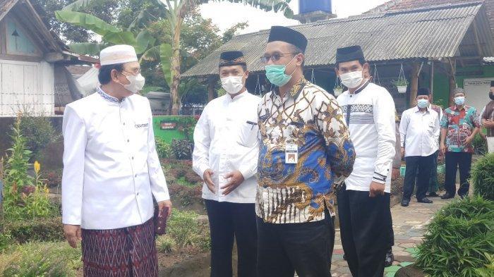 Pemkot Magelang Resmikan Kampung Religi di Kelurahan Wates Magelang