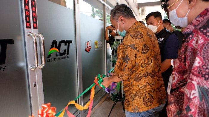 Pemkot Magelang Resmikan Kantor Baru ACT