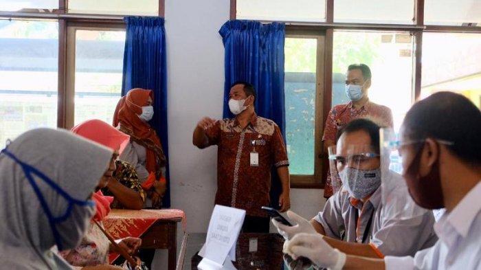 Pemkot Magelang Salurkan BST dengan Prokes Ketat