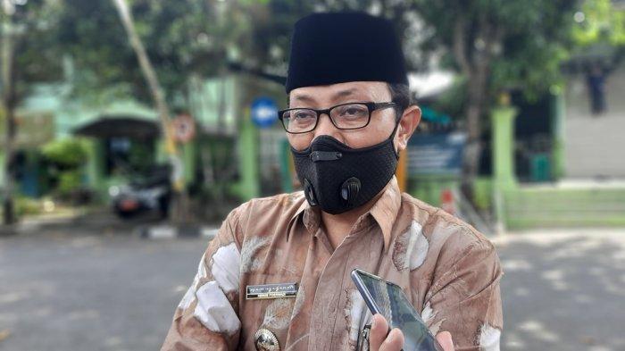 BREAKING NEWS l Wakil Wali Kota Yogya Heroe Poerwadi Terpapar Covid-19, Tidak Bergejala Berat