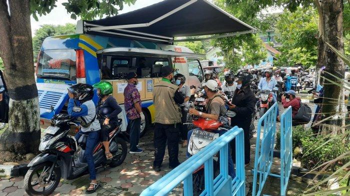 Pemkot Yogya Pindahkan Layanan Drive Thru e-KTP di Empat Kantor Kecamatan