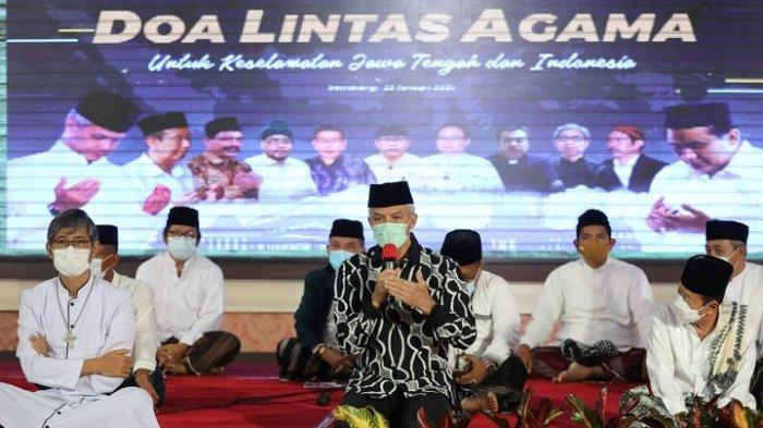Harus Optimisme Hadapi Pandemi, Pesan Doa Bersama Lintas Agama