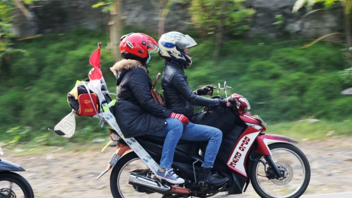 Penggunaan Kendaraan Pribadi Berkurang, Angka Laka Lantas Turun 31 Persen