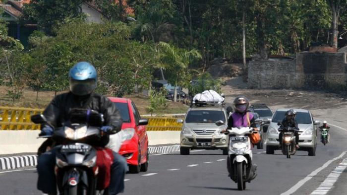 Tips Mudik Aman dan Nyaman Menggunakan Sepeda Motor