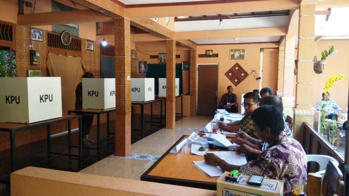 Pemungutan Suara Ulang dan Lanjutan di Bantul,Tingkat Kehadiran Masyarakat 75.4 Persen