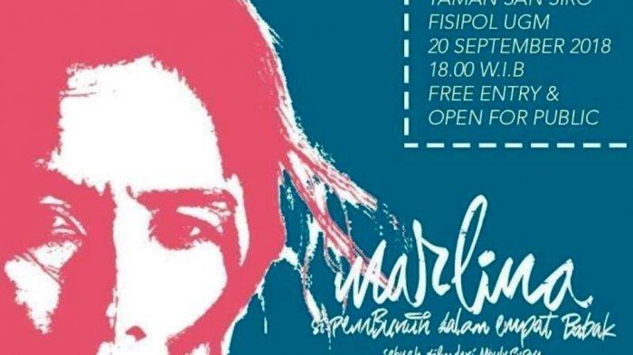 Agenda: Besok Malam, Nobar Marlina di FISIPOL UGM