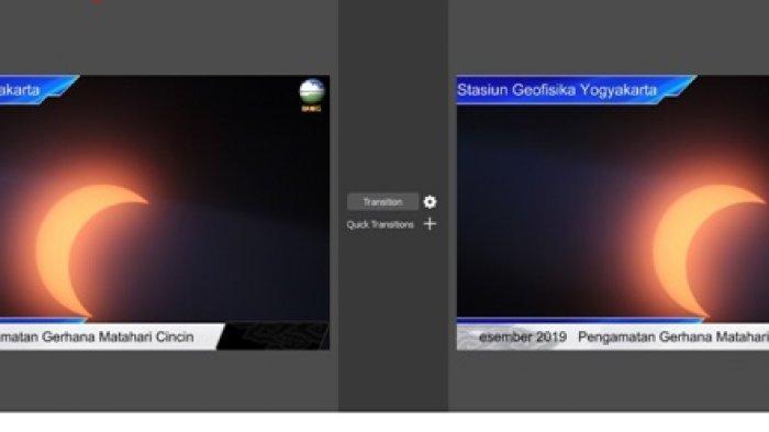 5 Fakta Seputar Fenomena Gerhana Matahari Cincin di Wilayah Yogyakarta Hari Ini