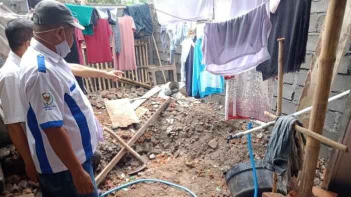 Sebanyak 13 Sumur Milik Warga di Klaten Ambles, Camat Karanganom Bakal Lakukan Pendataan