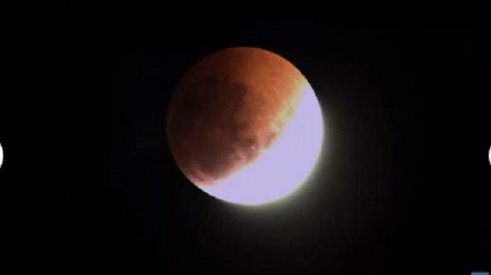 Akhir Pekan Ini Bakal Ada Gerhana Bulan, Seluruh Wilayah Indonesia Bisa Mengamati, Ini Jadwalnya