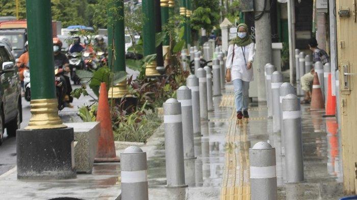 Revitalisasi Pedestrian Jalan Jend Sudirman Berlanjut, Pemkot Yogyakarta Gelontorkan Rp 19,9 Miliar