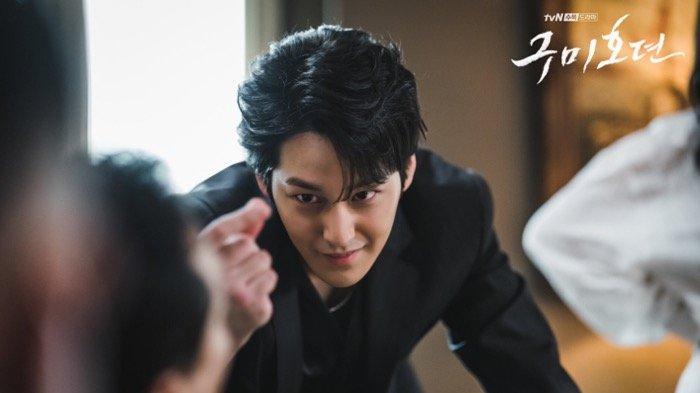 Kim Bum dalam drama barunya yang berjudul 'Tale of Gumiho'