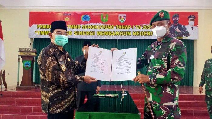 TNI Kembali Gelar TMMD di Kota Magelang dan Kabupaten Magelang