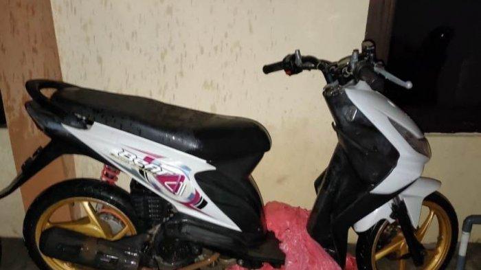 Curi Satu Unit Sepeda Motor, Seorang Pria di Kulon Progo Diringkus Polisi