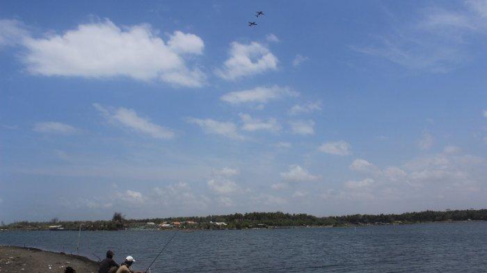 Pencari Ikan Tak Terpengaruh Kabar Kemunculan Buaya di Congot