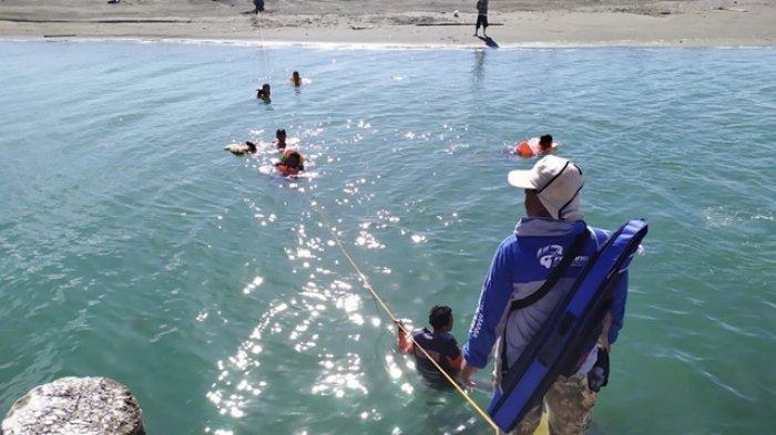 Kronologi Bocah 9 Tahun Tenggelam di Muara Sungai Serang Glagah Kulonprogo