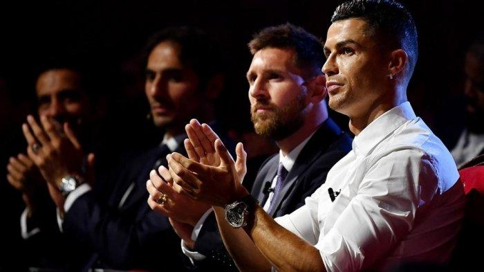 BARCELONA VS JUVENTUS: Lionel Messi Vs Cristiano Ronaldo, Ketika Dua Raja Sepak Bola Berhadapan