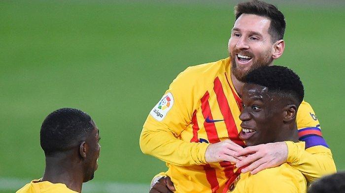 Pencetak Skor Kemenangan Osasuna vs FC Barcelona dan Juventus vs Lazio
