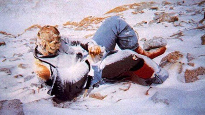 Kasus Hipotermia Paling Mengerikan, Pendaki Membeku di Zona Maut Gunung Everest