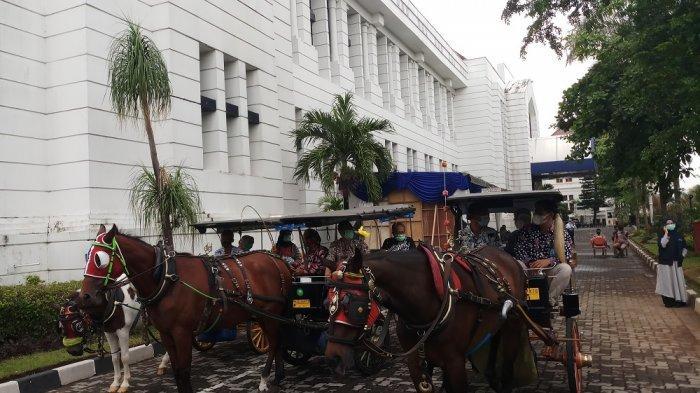 Pendapatan Tergerus Pandemi, Ini Harapan Para Kusir Andong di DI Yogyakarta