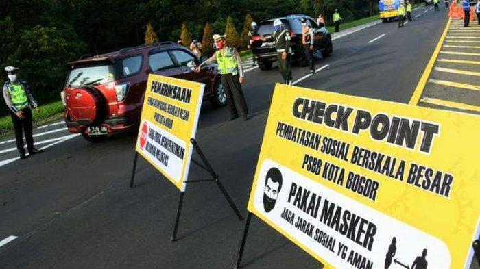 Kabupaten Bogor, Kota Depok, serta Kota dan Kabupaten Bekasi (Bodebek) mulai menerapkan Pembatasan Sosial Berskala Besar (PSBB) hari pertama.