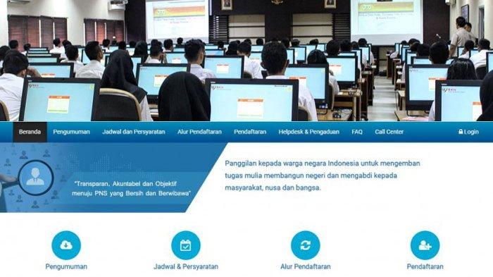 Info Kapan Penerimaan CPNS 2018 Dibuka, Pantau di Web BKN atau Kemenpan RB
