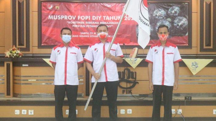 Pengurus Baru FOPI DIY, Ditarget Loloskan Atlet ke PON Aceh-Sumut 2024
