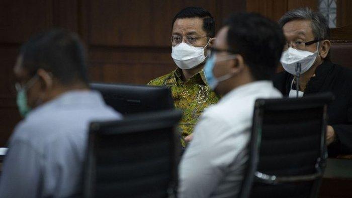 Kasus Korupsi Bansos Covid-19, Mantan Mensos Juliari Batubara Dituntut Hukuman 11 Tahun Penjara